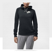 Check it out. I found this Nike Rally Funnel Neck Women's Hoodie at Nike online.