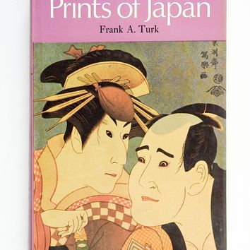 The Prints of Japan Book