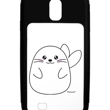 Cute Seal Galaxy S4 Case  by TooLoud