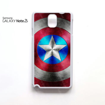 captain america samsung galaxy note 1 N7000, Note 2 N7100, Note 3 N9000 case
