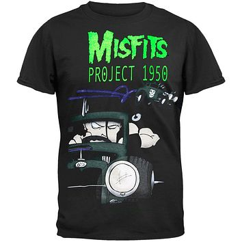 Misfits - Car Project 1950 T-Shirt