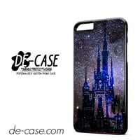 Disney Casle Sparkle DEAL-3298 Apple Phonecase Cover For Iphone 6/ 6S Plus