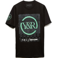 Young & Reckless Cold Trade T-Shirt - Mens Tee - Black