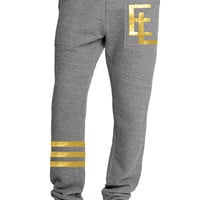 EL Stripe Sweat Pant
