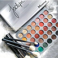 Morphe Jaclyn Hill eye shadow makeup