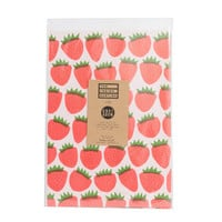 Strawberry and Watermelon Wrapping Paper