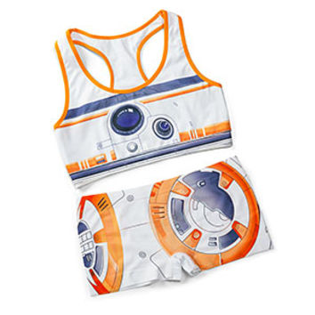 BB-8 Seamless Sports Bra - Exclusive