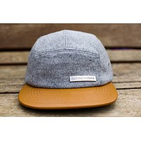 Old soul new body 5 panel hat