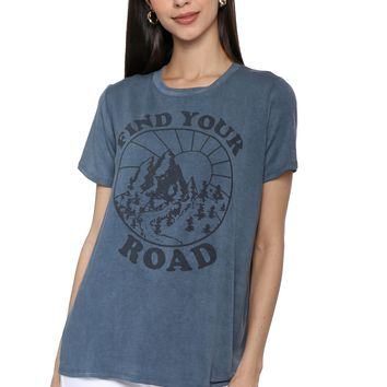 Sunday Stevens Find Your Road Tee