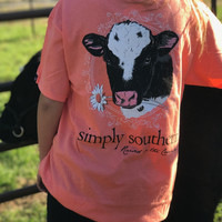 Simply Southern Raised in the Country Tee