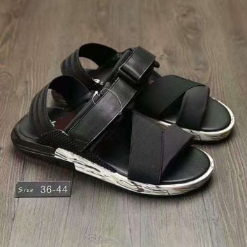 Y-3 Fashion Casual Fashion Man Sandal Slipper Shoes