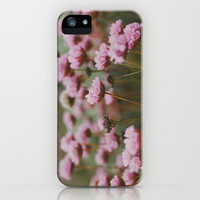 Pale Pink iPhone & iPod Case by Hello Twiggs