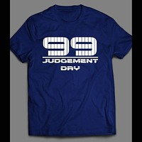 YANKEES AARON JUDGE #99 JUDGEMENT DAY T-SHIRT