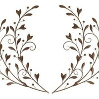 One Kings Lane - The Well-Dressed Wall - Floral Sprays Wall Decor Set