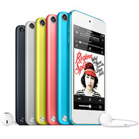 Walmart: Apple iPod Touch 5th Generation 32GB (Assorted Colors)