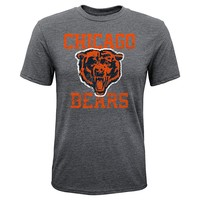 Chicago Bears Vintage Logo Tee - Boys