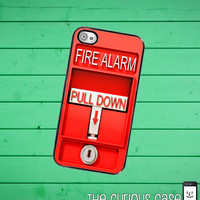 IPhone 4 4S Case Fire Alarm Hard Ca.. on Luulla