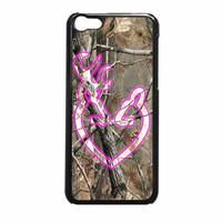 Love Browning Deer Camo Real Tree iPhone 5c Case