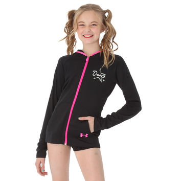 Under Armour Girls Dance Jacket : UA1055