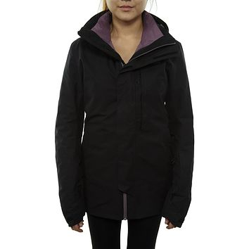 North Face Alligare Triclimate Hooded 3-in-1 Jacket Womens Style : A333i