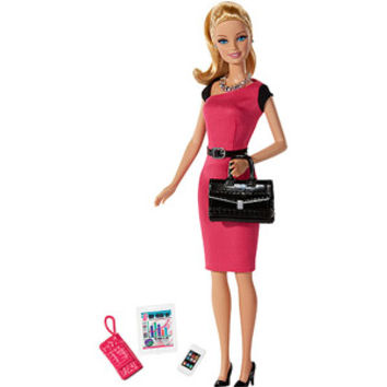 Walmart: Barbie Entrepreneur Doll