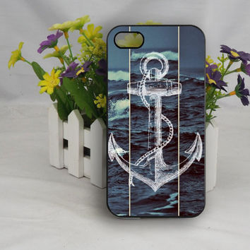 Anchors phone case cover,anchor samsung galaxy s3/s4 case,iphone case 4/4s,iphone 5/5s case,iphone 5c cover,Personalized