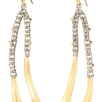 Alexis Bittar Freeform Crystal Encrusted Drop Earrings | Nordstrom