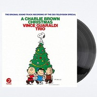 A Charlie Brown Christmas Vinyl - Urban Outfitters