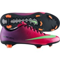 Nike Men's Mercurial Veloce FG Soccer Cleat - Red/Purple | DICK'S Sporting Goods