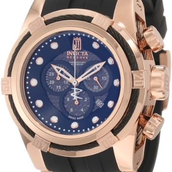 Invicta Jason Taylor Mens Chronograph Quartz Watch 12956