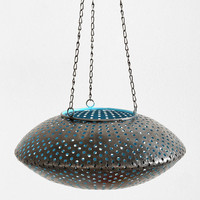 Urban Outfitters - Metal Cutout Hanging Candle Holder