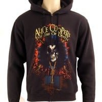 Alice Cooper Hoodie - Theater Of Death - Buy Online at Grindstore.com