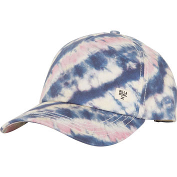 Billabong - Beach Club Hat | Tie-dye Indigo