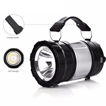 Multifunction Outdoor LED Camping Lantern
