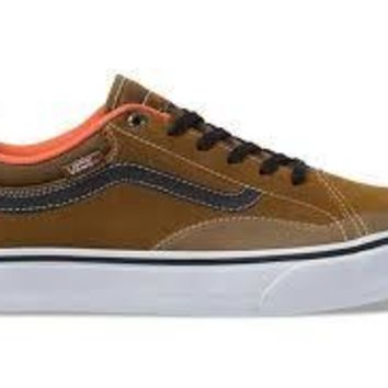 Vans Y TNT Advance Proto(Antihero)Army Green