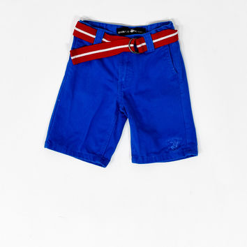 Beverly Hills Polo Club Boys Shorts Size - 5