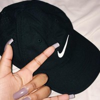 Nike Classic Fashion Neutral Baseball Cap Visor F