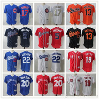 Best Stitched jersey Baltimore Orioles Chicago Cubs Atlanta Braves Toronto Blue Jays Cincinnati Reds Los Angeles Dodgers Baseball Jerseys