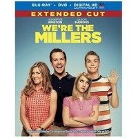 We're the Millers (Blu-ray+DVD+UltraViolet Combo Pack) (2013)