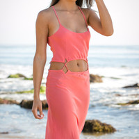The Girl and The Water - ACACIA Swimwear 2014 - Santiago Maxi Dress Ginger - $165