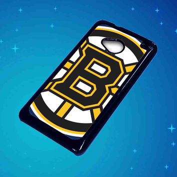Boston Bruins For HTC One M7 Case ***