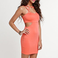 The In Crowd Midnight City Dress at PacSun.com