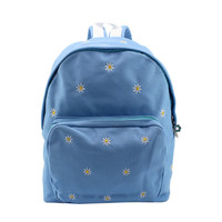 Handmade Vintage Rucksack Printing Canvas Women Backpack Cute Travel Bags Preppy Style School Bags Mujer Mochila Escolar 1STL
