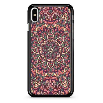 Mandala Smart iPhone X Case