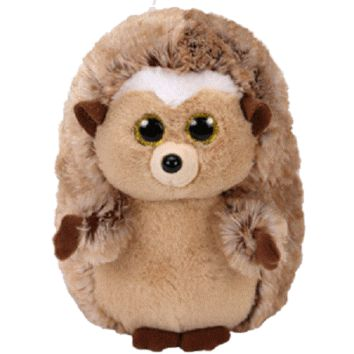 Ty® Beanie Babies Small Ida Hedgehog Stuffed Animal, 6""