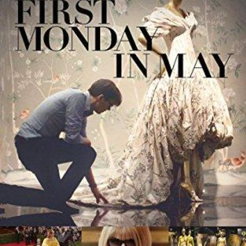 Andrew Bolton & Anna Wintour & Andrew Rossi-The First Monday in May