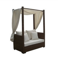Panama Jack St Barths Daybed w/cushion as shown