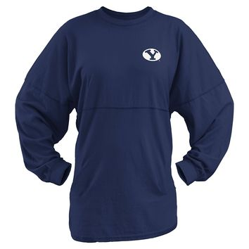 BYU Cougars Junior's Coastal Sweeper Jersey