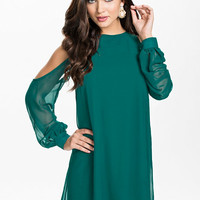 Open Sleeve Shift Dress, Oneness