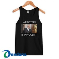 Weinstein Is Innocent Tank Top Men And Women Size S to 3XL